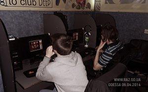 Встреча фанатов Red Alert 2 в кибер клубе DEEP в Одессе 5-6 Апреля 2014